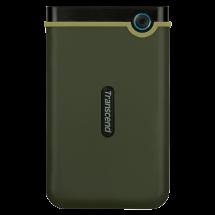 "TRANSCEND 2TB 2.5"", USB 3.1, StoreJet® 25M3, (Maslinasto zelena) - TS2TSJ25M3G  2TB, Zelena, 2.5"", USB 3.1"