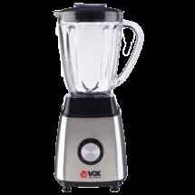 VOX Blender TM 6105  Staklena, 1.6 l, 500 W, Crna/Inox
