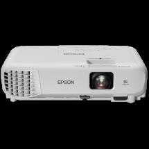 EPSON projektor EB-X05  3LCD, UHE, 1024 x 768 (XGA), 210 W