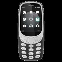 "NOKIA 3310 3G (Tamno Siva)  2.4"", 2.0 Mpix, 1200 mAh"