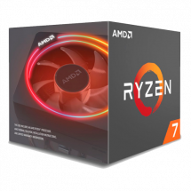 AMD Ryzen 7 2700X 3.7 GHz (4.3GHz)  AMD® AM4, AMD® Ryzen 7, 8