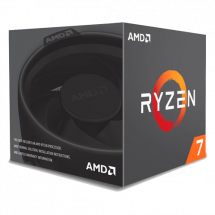AMD Ryzen 7 2700 3.2 GHz (4.1GHz)  AMD® AM4, AMD® Ryzen 7, 8