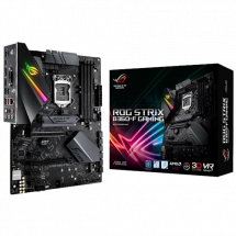 ASUS ROG STRIX B360-F GAMING  Intel, Intel® 1151 (8. i 9. gen.), Intel® B360