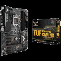 Matična ploča ASUS TUF B360-PRO GAMING  Intel, Intel® 1151 (8. i 9. gen.), Intel® B360