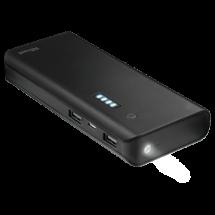 TRUST PRIMO Power bank / eksterna baterija - 22751  10000 mAh, 1 x Micro USB, 2 x USB A, Li-Ion, Crna