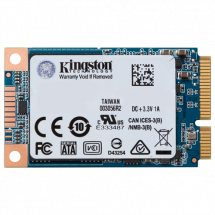 KINGSTON SSD 120GB, mSATA, SATA III, UV500 Serija - SUV500MS/120G  120GB, mSATA, SATA III, do 520 MB/s