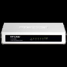 TP-LINK Switch TL-SF1005D  Neupravljivi, 5 RJ-45 portova, 1K, 1Gbps