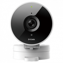 D-LINK DCS‑8010LH  Unutrašnja, Do 5 m, 1280 x 720, 2.55 mm