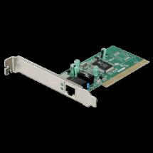D-LINK Gigabit PCI Network Adapter - DGE-528T  LAN, PCI, Windows, Mac, Linux, 0°C do 40°C