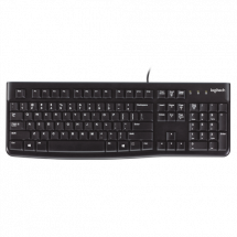 LOGITECH tastatura K120 OEM - 920-002479  EN (US), Do 10 miliona pritisaka