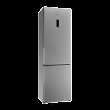 WHIRLPOOL Kombinovani frižider WNF8 T2O X  Total No Frost, 189 cm