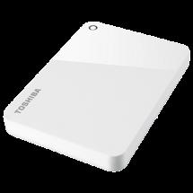 """TOSHIBA eksterni HDD 1TB 2.5"""", USB 3.0, Canvio Advance (Beli) - HDTC910EW3AA  1TB, Bela, 2.5"""", USB 3.0"""