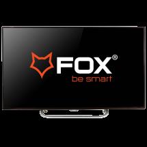 "FOX SMART 49DLE468T2  LED, 49"" (124.4 cm), 1080p Full HD, DVB-T/C/T2"
