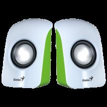 GENIUS SP-U115 2.0 zvučnici (White) - 31731006103  2.0, 1.5W, 200Hz-18KHz, 80dB