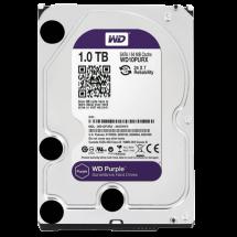 """WD 1TB SATA III, 64MB, 3.5"""", IntelliPower, Purple - WD10PURZ  Interni, 3.5"""", SATA III, 1TB HDD"""