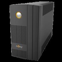 NJOY ups SETH 650 - PWUP-LI065ST-CG01B  650VA / 360W, Line-Interactive, 140-300 VAC, 230VAC +/-10%