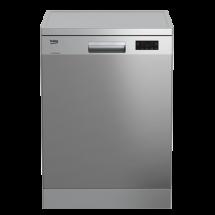 BEKO Mašina za pranje sudova DFN 16410 X  14 kompleta, A+
