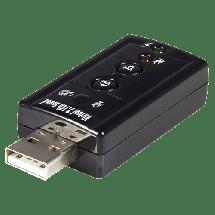 E-GREEN USB zvučna karta 7.1  USB