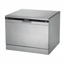 CANDY Mašina za pranje sudova CDCP6 E S   6 kompleta, A+