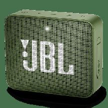 JBL Portabl Bluetooth zvučnik GO 2 (Zeleni) - JBLGO2GRN  Mono, 3W, 40mm, 180Hz - 20kHz