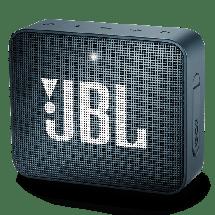 JBL Portabl Bluetooth zvučnik GO 2 (Navy - plava) - JBLGO2NAVY  Mono, 3W, 40mm, 180Hz - 20kHz