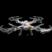 DENVER Dron DCH-460  5-8 minuta, 80-100 m, 0.3 Mpix