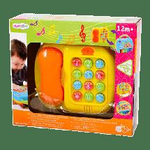 PLAY GO 2u1 Telefon i Klavir  12+ meseci, Plastika