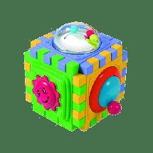 PLAY GO Kocka s Aktivnostima  18+ meseci, Plastika