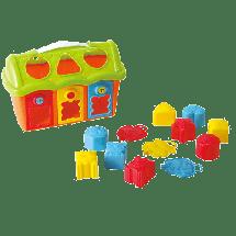 PLAY GO Igra Oblika i Zaključavanja  12+ meseci