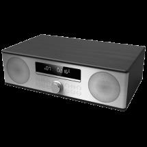 SHARP XL-B710BK  Mikro linija, 90W, FM, Crna/Srebrna