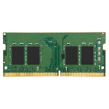KINGSTON SO-DIMM ValueRAM 4GB DDR4 2666MHz CL19 - KVR26S19S6/4  4GB, SO-DIMM DDR4, 2666Mhz, CL19