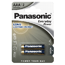 PANASONIC Everyday Power LR03EPS  Alkalna baterija, AAA (LR3), 2/1