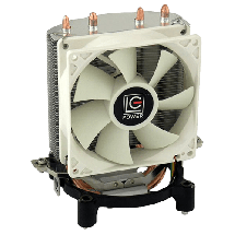 LC-POWER Cosmo Cool kuler za procesor - LC-CC-95  CPU, Vazdušno hlađenje, 130 W, 92 x 92 x 25 mm