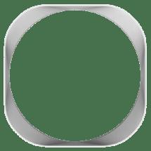 NZXT maska za ventilator AER TRIM 140mm (Bela) RF-ACT14-W1  Dodatna oprema