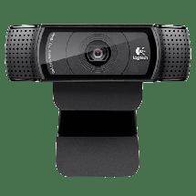 LOGITECH Webcam C920 HD Pro - 960-001055  2.0 Mpix, 1920 x 1080, USB 2.0