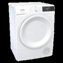 GORENJE Mašina za sušenje veša DE 71  Kondenzaciono sa toplotnom pumpom, A+, 7 kg + POKLON 2 x 1,5l Lenor omekšivač