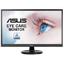 ASUS LED VA249HE  23.8, VA, 1920 x 1080 Full HD, 5ms