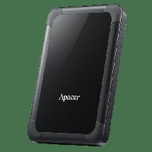 "APACER eksterni HDD AC532 - AP1TBAC532B-1  1TB, Crna, 2.5"", USB 3.1"