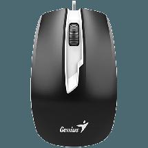 GENIUS DX-180 žični miš  Optički, 1000dpi, Simetričan (pogodan za obe ruke)