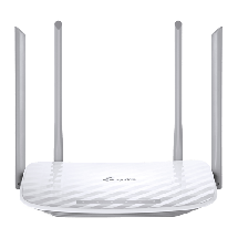 TP-LINK Ruter Archer C50  Wireless, 802.11 a/ac, do 867Mbps, Dual Band (2.4 GHz & 5 GHz)