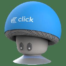 CLICK Portable Bluetooth zvučnik BS-R-M Mushroom (Plava) - BSRMBL  Mono, 3W