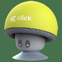 CLICK Portable Bluetooth zvučnik BS-R-M Mushroom (Zelena) - BSRMG  Mono, 3W