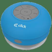 CLICK Portable Bluetooth zvučnik BS-R-WS Waterproof (Plava) - BSRWSBL  Mono, 4W