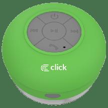CLICK Portable Bluetooth zvučnik BS-R-WS Waterproof (Zelena) - BSRWSZ  Mono, 4W
