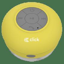 CLICK Portable Bluetooth zvučnik BS-R-WS Waterproof (Žuta) - BSRWSY  Mono, 4W