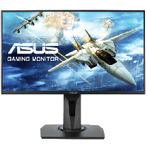 "Monitor ASUS LED 24.5"" VG255H Full HD  24.5"", TN, 1920 x 1080 Full HD, 1ms"