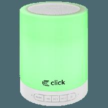 CLICK bluetooth zvučnik BS-R-L (Beli)  Mono, 3W, 70 Hz - 18kHz