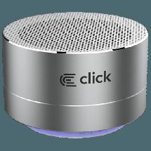 CLICK bluetooth zvučnik BS-R-A10 (Srebrni)  Mono, 3W, 150Hz - 20kHz