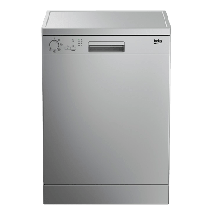 BEKO Mašina za pranje sudova DFN 05311 S  13 kompleta, A+