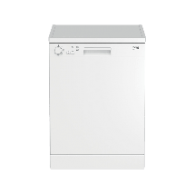 BEKO Mašina za pranje sudova DFN 05312 W   13 kompleta, A+ + POKLON Finish tablete paket